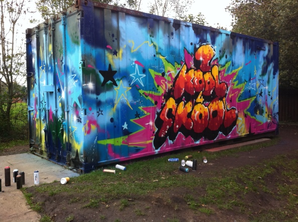 zap graffiti arts workshop mural events hollyhouse manchester