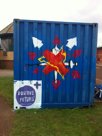 graffiti workshop zap liverpool positive futures