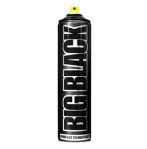 KOBRA 600ML big black AT ZAP GRAFFITI ARTS LIVERPOOL